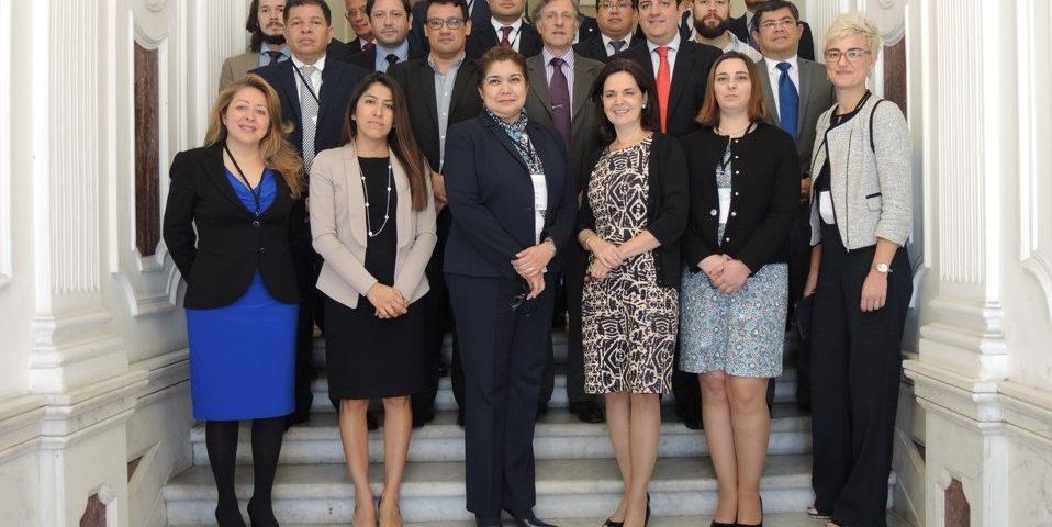 Encuentro técnico de Coordinadores Nacionales, Expertos y Puntos de Seguimiento de la COMJIB.