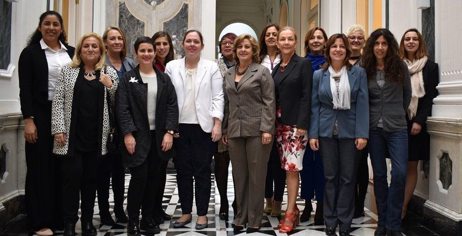 1ª Reunión del Comité para la Equidad de Género de la COMJIB