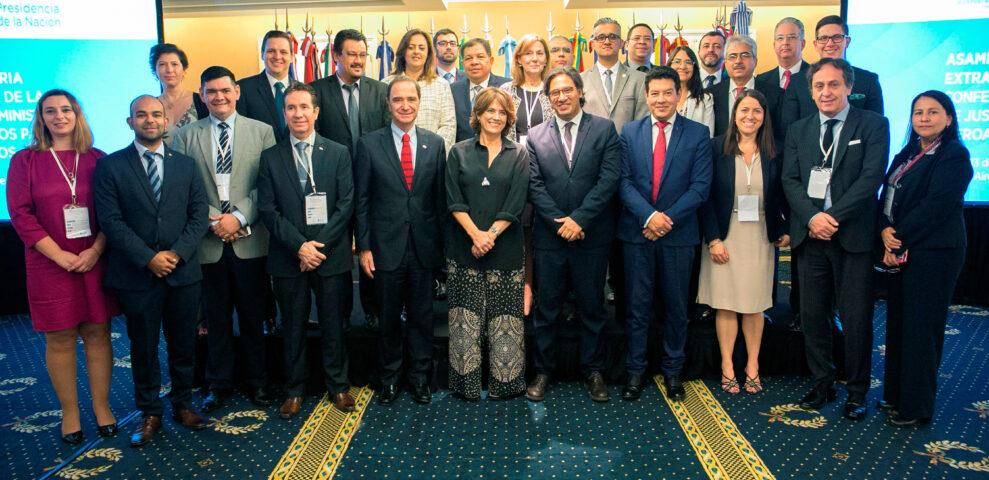 Reunión Extraordinaria de la Asamblea Plenaria de la COMJIB
