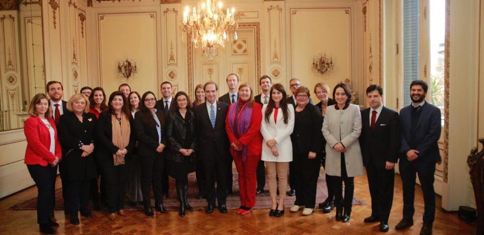 Reunión de la Línea de Acceso a la Justicia y Comité de Equidad de Género