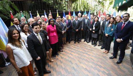 Reunión XXI Asamblea Plenaria COMJIB