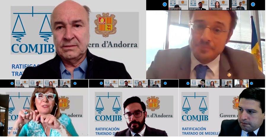 Un paso más hacia la cooperación jurídica internacional en clave tecnológica