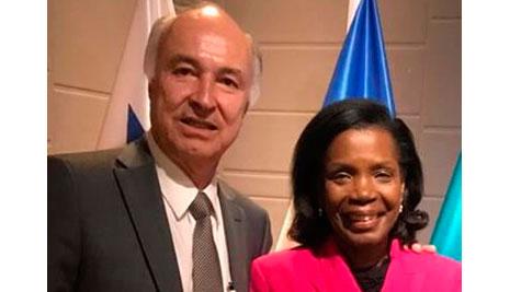 Misión a Portugal de la Secretaría General