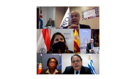 Reunión de la Comisión Delegada de la COMJIB